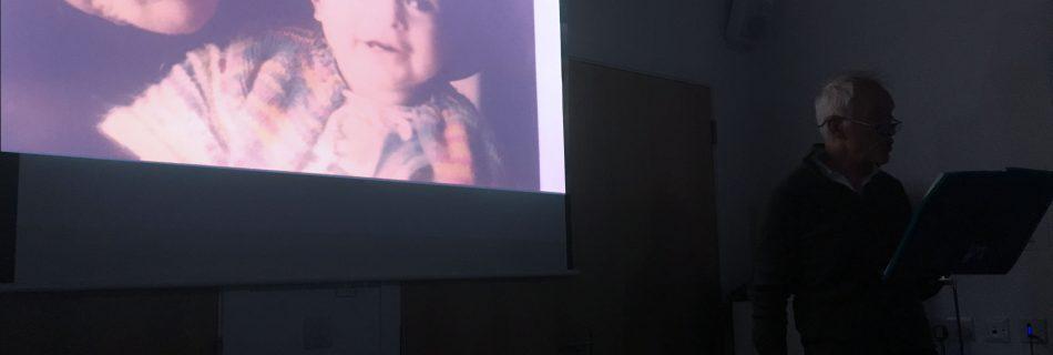 Erlend Clouston talks on his relationship with Nan Shepherd